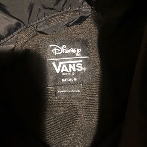 a433ad9305 Vans Jackets   Coats - DISNEY x Vans 80s Mickey Mens Torrey Coach Jacket